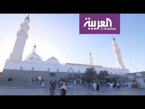 شاهد إقبال على رحلات ما بعد العمرة في المدينة المنورة