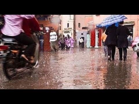 شاهد مقاييس أمطار الخير التي شهدتها المملكة المغربية مؤخرًا