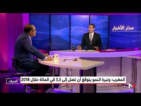 شاهد تحليل قراءة بنك المغرب