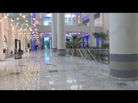 شاهد تونس تدشن مشروعها الضخم لمدينة الثقافة بعد سنوات من الإهمال
