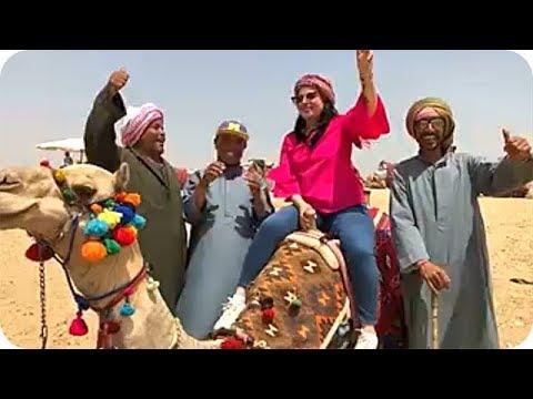 شاهد جيهان هاشم تغني في مصر