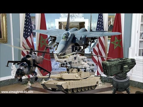 شاهد المغرب تُجري صفقات عسكرية ضخمة وغير مسبوقة مع أميركا