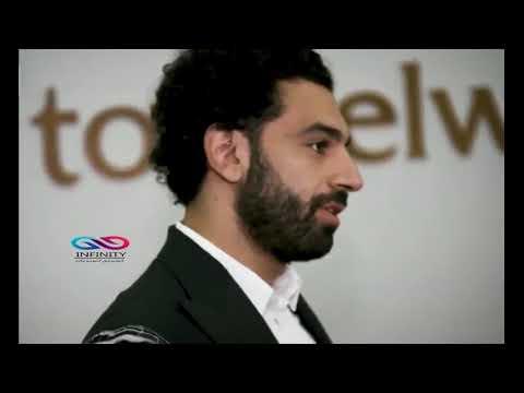 استعدادات محمد صلاح  لحضور حفل اختيار أفضل لاعب فى إنجلترا