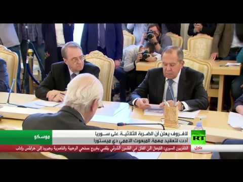 موسكو تؤكّد أن العمل العدواني عقد المهمة الأممية