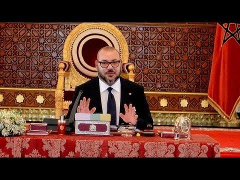 شاهدالملك محمد السادس يُعين 4 مسؤولين كبار في مناصب مختلفة