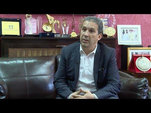 شاهدتصريحات محمد بنحاسين بشأن المسرح المغربي