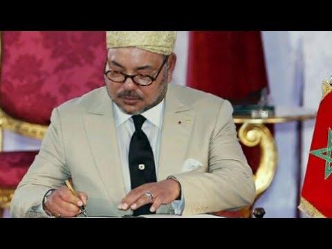شاهد الملك محمد السادس يدعو رؤساء النقابات الأربعة للحضور إلى القصر الاثنين