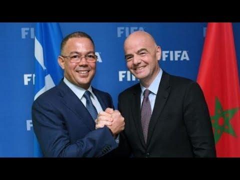 شاهد تكلفة المغرب لاحتضان كأس العالم 2026 وما سيجنيه المغرب من التنظيم