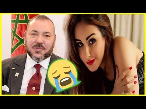 شاهد  صورة العاهل المغربي آخر مانشرته وئام الدحماني على انستغرام