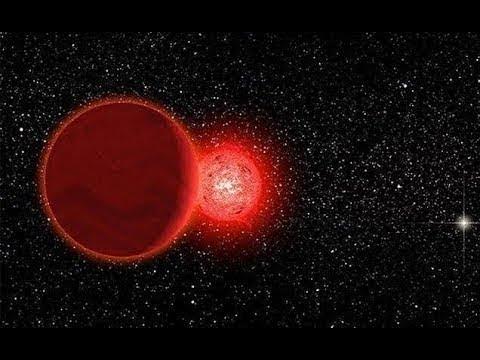 نجمان غريبان يمران بنظامنا الشمسي