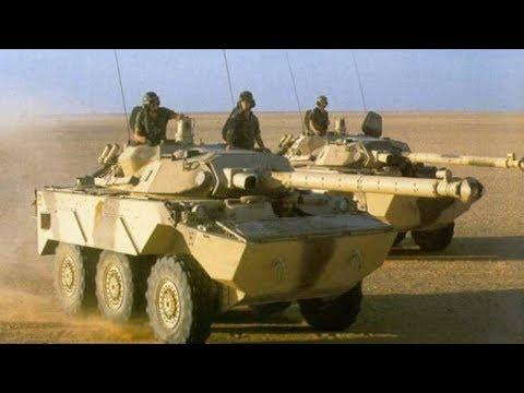 شاهد الجيش المغربي ينشئ لواءا آليا جديدا للمشاة في مدينة طانطان