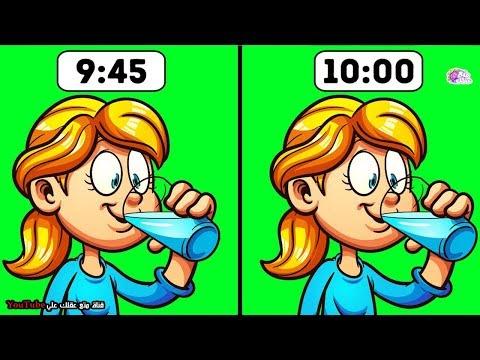 6 حالات لا تشرب فيها الماء ابدًا