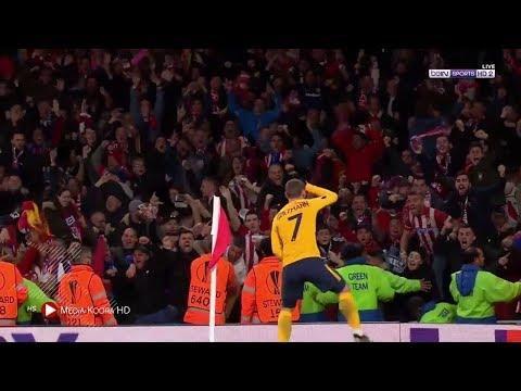 شاهد أهداف أرسنال وأتليتكو مدريد