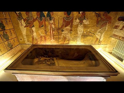 شاهد مصر تقول كلمتها الأخيرة بشأن سر الغرفة الخفية في مقبرة توت غنخ آمون