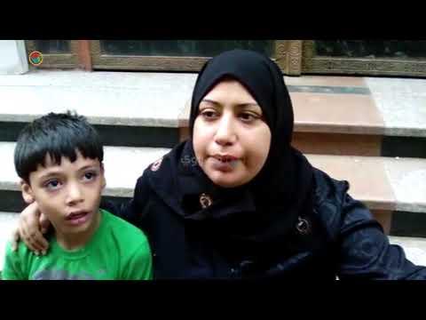 أسرة طفلة  محابس بنها تتهم المسؤولين بالإهمال