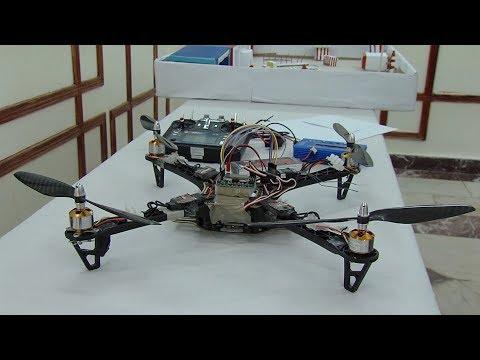 شاهد تطوير مشاريع تصنيع الطائرات دون طيار في المغرب