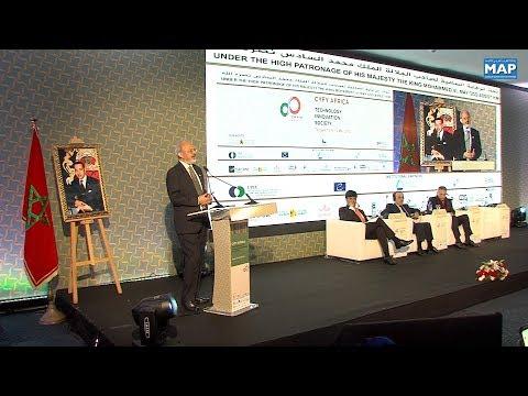 شاهد مؤتمر سايفاي أفريقيا 2018 يجمع نخبة عالم الابتكار والتكنولوجيا في طنجة