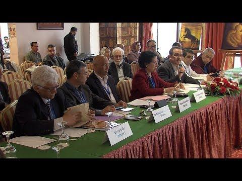 شاهد تنظيم لقاء بشأن الحركة الثقافية الأمازيغية الحصيلة والآفاق