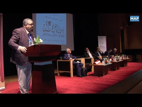 شاهدانطلاق فعاليات المنتدى الوطني للمسرح في الرباط