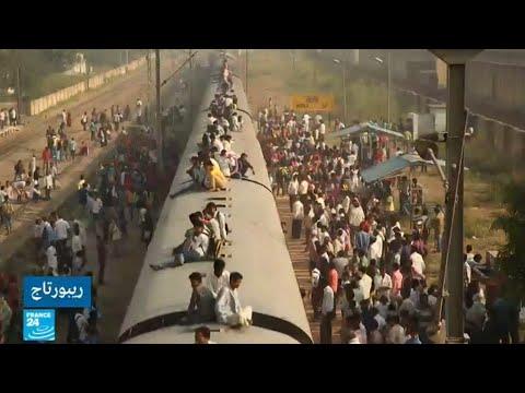 23 مليون طلب توظيف في شركة السكك الحديدية الهندية