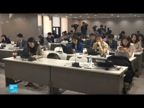 صحافيون أجانب يتوجهون إلى كوريا الشمالية