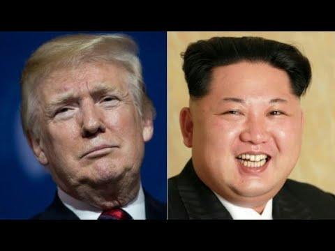 شاهد ترامب يُعلن أن القمة مع كيم يمكن انعقادها في 12 حزيران