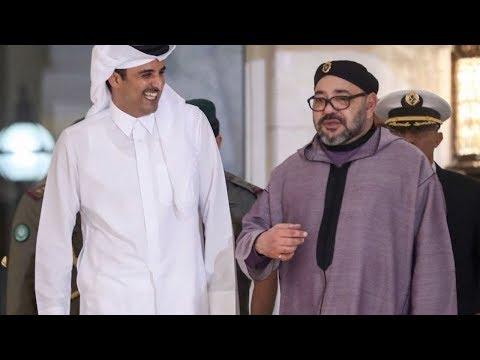 بالفيديو قطر تقاطع منتجات أربع دول