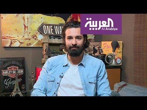 شاهد أحمد حاتم ينفي خوفه من أن تكرهه النساء