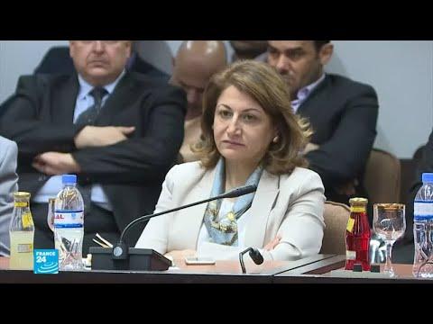 شاهد نساء يتحدين تعقيدات المشهد السياسي ويترشحن لمناصب رئاسية في العراق