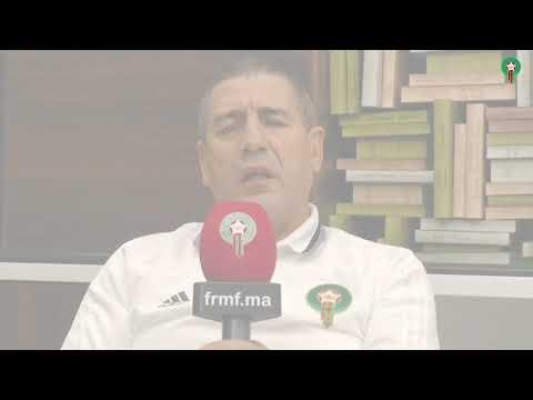 بالفيديو طبيب المنتخب المغربي يكشف الحالة الصحية لنورالدين أمرابط