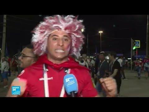 شاهدتونسيون يعلّقون على خسارة منتخبهم أمام إنجلترا