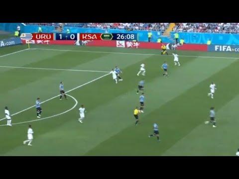 شاهد البث المباشر لمباراة السعودية وأوروجواي