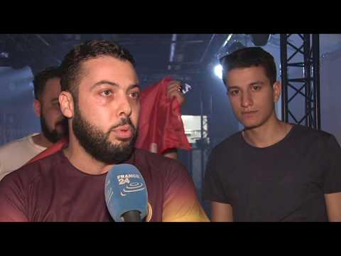 مشجعون من تونس متفائلون في مونديال روسيا