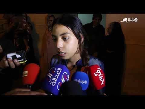 شاهد اختفاء رضيعة بمستشفى الهاروشي في البيضاء مرة أخرى