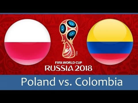 شاهد البث المباشر لمباراة بولندا ضد كولومبيا