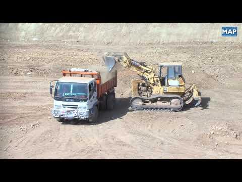 شاهد إطلاق مشروعين لتدبير النفايات الصلبة في الحسيمة