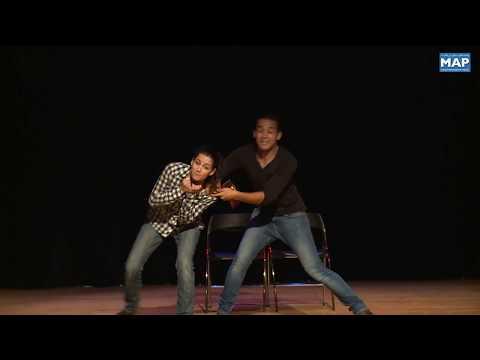 شاهد انطلاق الدورة الأولى لمغرب الثقافات للمسرح في الرباط