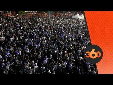 مهرجان تيميتار يضم حشودًا كبيرة من المواطنين
