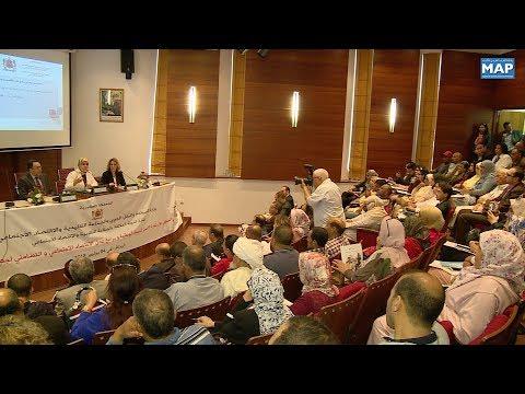 شاهد المصلي تؤكّد أهمية دعم سياسة العمل في الاقتصاد الاجتماعي والتضامني