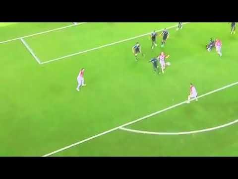 شاهد هدف تعادل كرواتيا ضد فرنسا 11