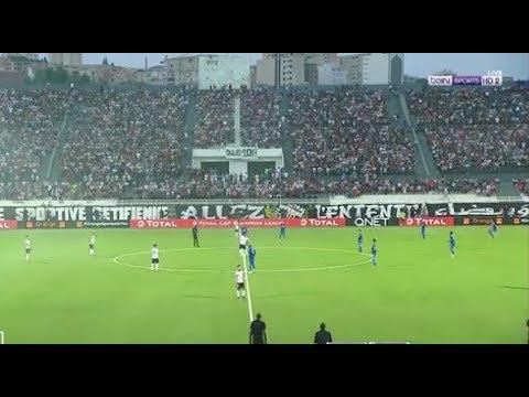 شاهد  بث مباشر لمبارة الدفاع الحسني الجديدي ووفاق سطيف