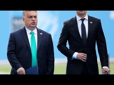 شاهد المجر تنسحب من اتفاق الأمم المتحدة للهجرة قبل إقراره