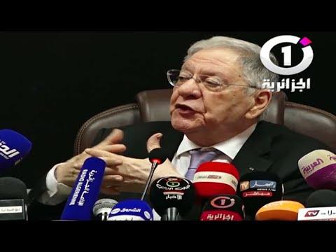 جمال ولد عباس يؤكّد أن الجيش لا يتدخل في السياسة