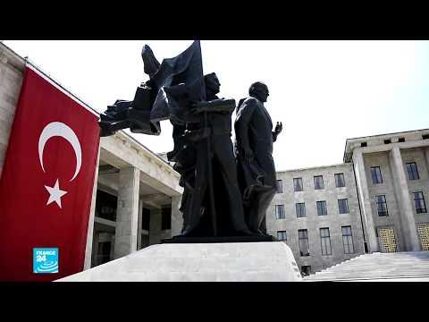 بالفيديو تركيا ترفع حالة الطوارئ