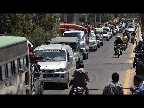 روسيا تعلن عن إقامة مركز في سورية