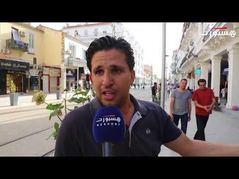 جزائري يوجه رسالة شكر إلى المغرب