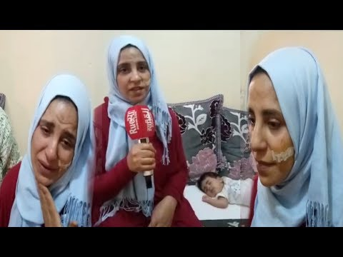 شاهد سيدة متزوجة تتعرض للاعتداء على يد جارها في مراكش