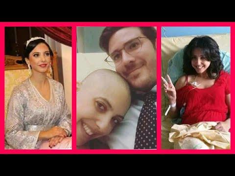 شاهد  كيف ساند فرنسي زوجته المغربية عندما أصيبت بـالسرطان