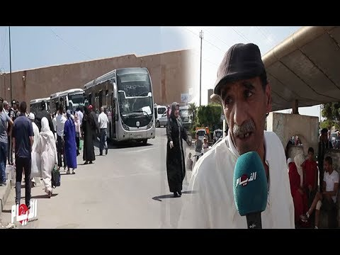 أزمة النقل تتفاقم خلال العطلة الصيفية في المغرب