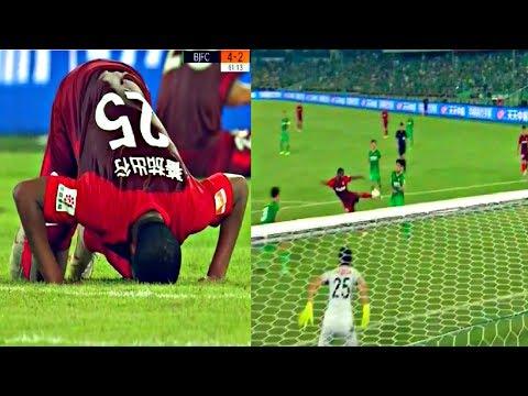 شاهد هدف عالمي للاعب المغربي أيوب الكعبي